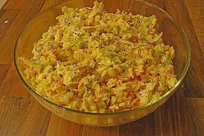 Amerikanischer Krautsalat 5