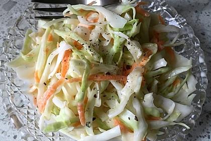 Amerikanischer Krautsalat 8