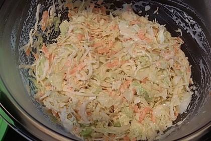 Amerikanischer Krautsalat 7
