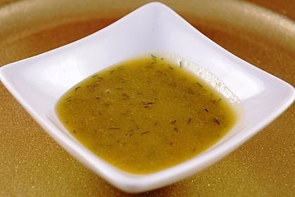 Senf-Honig-Sauce (Bild)