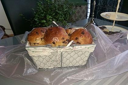Mausis Schoko-Milchbrötchen