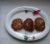 Kartoffelpüree-Plätzchen (Bild)