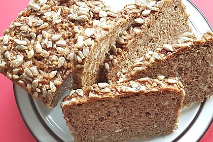Hanf-Saaten Brot