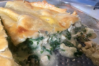 English Chicken Pie 11