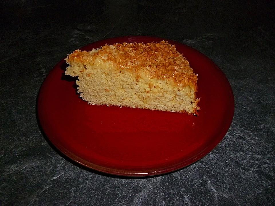 Buttermilch Orangen Kokoskuchen Von Ladybug 87 Chefkoch De