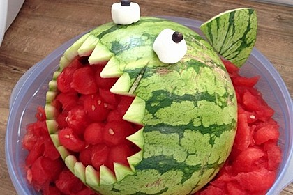 Melonen-Hai 38