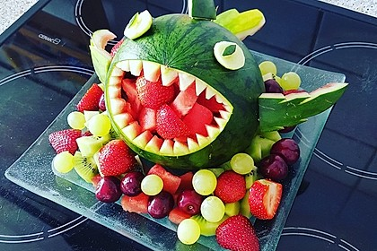 Melonen-Hai 15