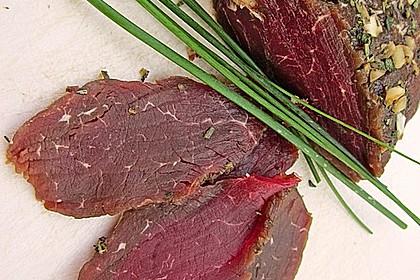 Carne salada (Bild)