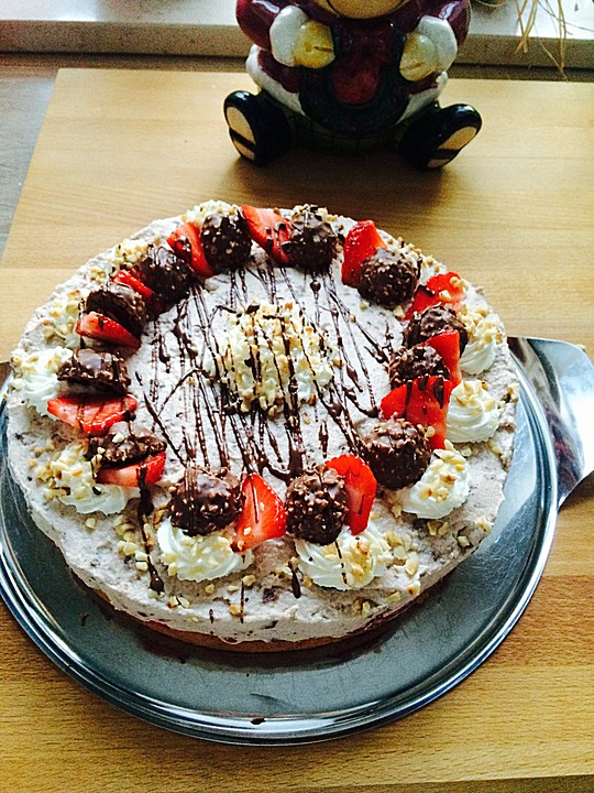 Rocher Torte Von Samara09 Chefkoch De