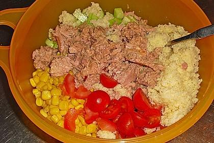 Couscous-Salat mit Thunfisch 2