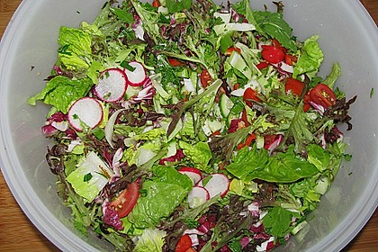Grillfest-Salat