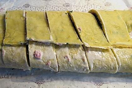 Andis  gefüllte Schnittlauchpfannkuchen vom Blech 3