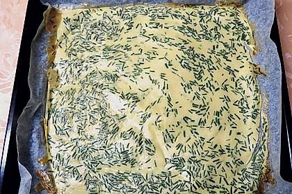 Andis  gefüllte Schnittlauchpfannkuchen vom Blech 2