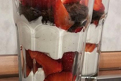 Oreo-Erdbeer-Trifle 9