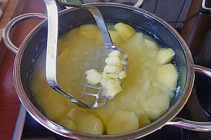 Kartoffelsuppe süß-sauer 2