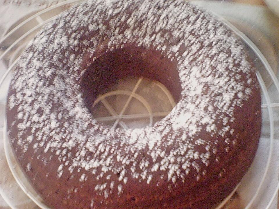 Buchweizen Kakao Kuchen Mit Bananen Von Vanzi7mon Chefkoch De