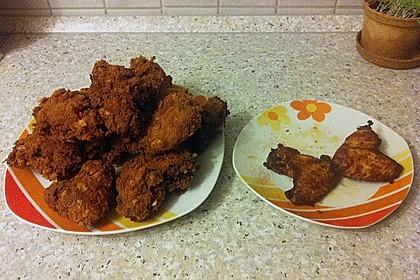 Amerikanische KFC-Style Chicken Tenders 12