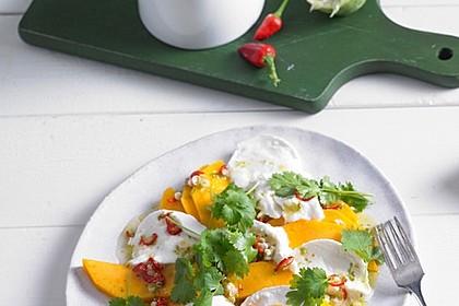 Mango mit Mozzarella 1