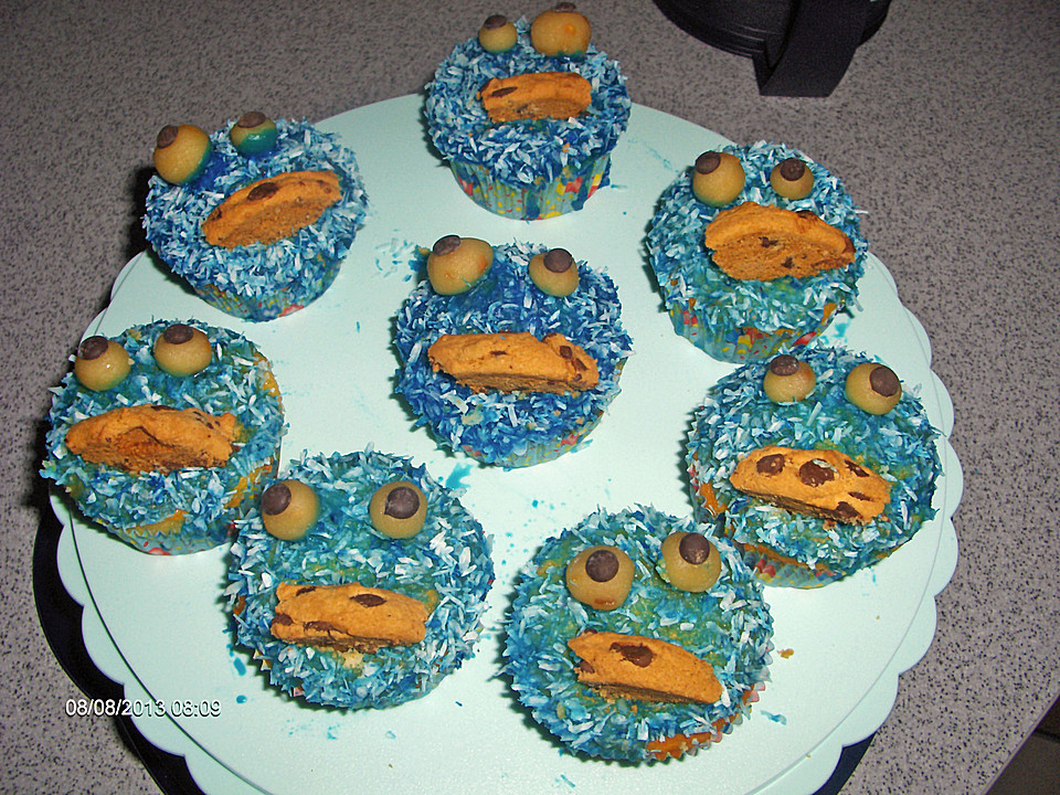 Krumelmonster muffins rezept chefkoch