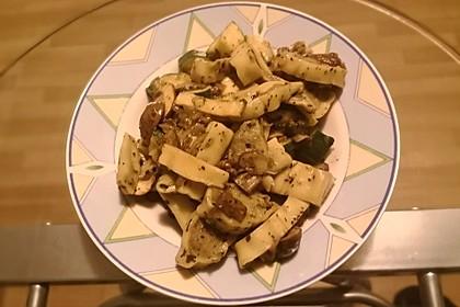 Maultaschen-Gemüsepfanne 2