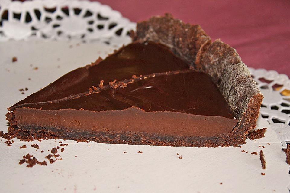 Schokoladentarte Von Bieneemsland Chefkoch