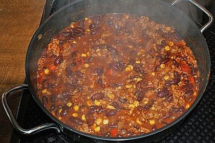 Dans Chili con carne nach Tex-Mex Art 1