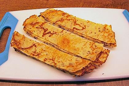 Kräuter-Flädle Suppe 11