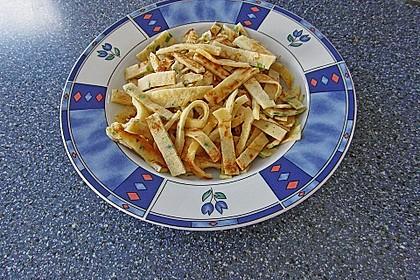Kräuter-Flädle Suppe 6