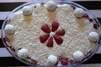 Erdbeer-Kokos-Dessert 7