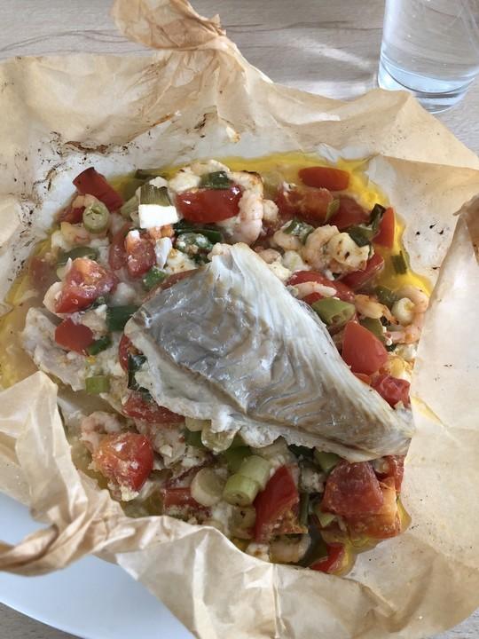 Pack Fisch Im Backofen Von Ollirog Chefkochde