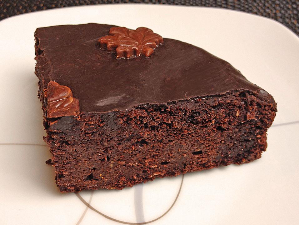 Veganer Schokoladenkuchen Von I Eat The World Chefkoch De