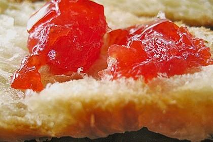 Erdbeermarmelade zuckerfrei 1