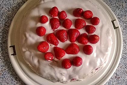 Kokos-Himbeer-Torte 2