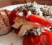 Kräuterreis Tomate-Mozzarella (Bild)