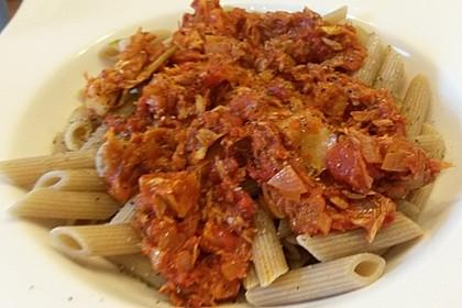 Red Hot Chili Pasta 1