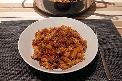 Red Hot Chili Pasta 3