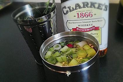 Whisky Chili Brathähnchen 7