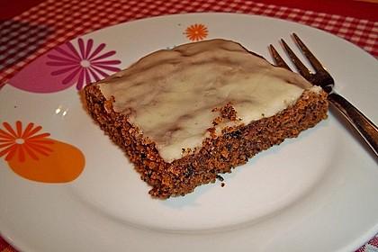 Walnuss-Möhrenkuchen 1