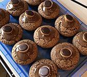 Toffifee-Nougat-Muffins (Bild)