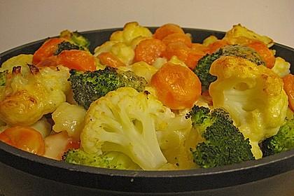 Gemüseauflauf mit Hackfleisch 4