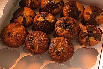 Luftige Marmor-Muffins 2