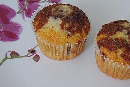 Luftige Marmor-Muffins 1