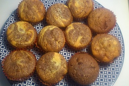 Luftige Marmor-Muffins 7