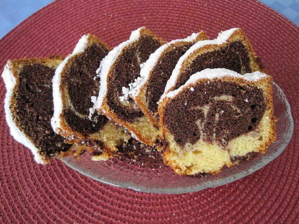 Kinder Marmorkuchen Mit Nutella Sehr Saftig Von Nomy Chefkoch De