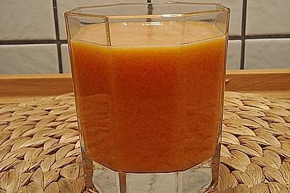 Mango-Aprikosen-Saft