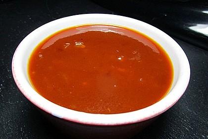 Amerikanische Bulls Eye Barbecue Sauce 3