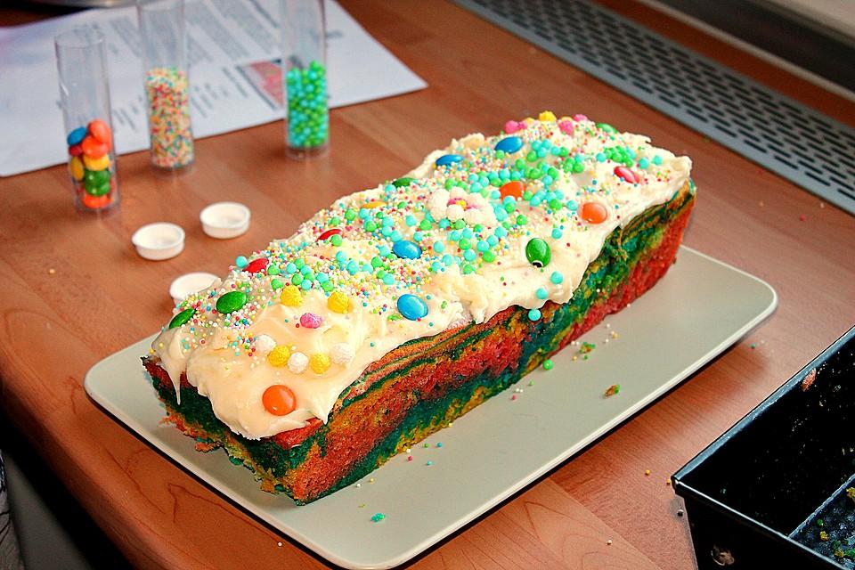 Regenbogenkuchen Von Fienchen311980 Chefkoch De