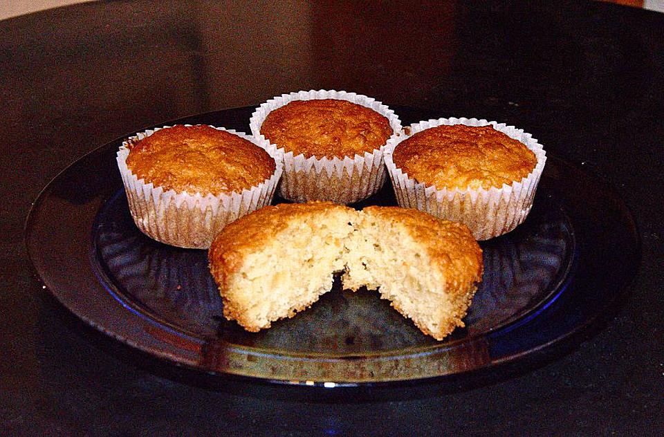 Rezept apfel muffins vegan