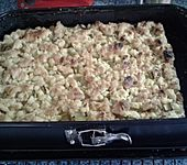 "Rhabarber Streuselkuchen ""Kate"" (Bild)"