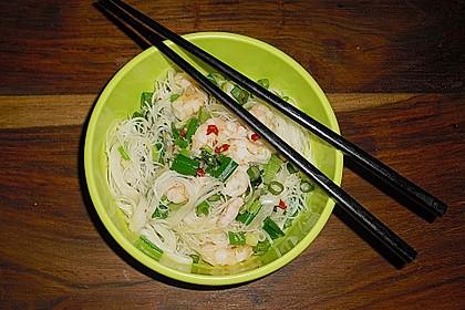 Vietnamesischer Glasnudelsalat 1